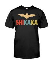 Bat shikaka Premium Fit Mens Tee front