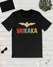 Bat shikaka Premium Fit Mens Tee lifestyle-mens-crewneck-front-17