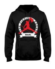 Gift for Marc Hooded Sweatshirt thumbnail