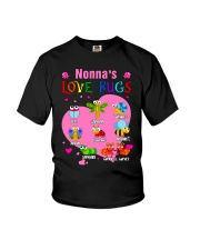 Nonna's love bugs Youth T-Shirt thumbnail