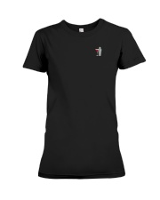 Bartender I was once a polite and well-mannered Premium Fit Ladies Tee thumbnail