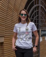 Cool t-shirt Ladies T-Shirt lifestyle-women-crewneck-front-2