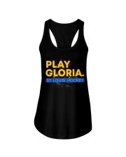 Play gloria st louis hockey Ladies Flowy Tank thumbnail