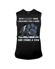 In my darkest hour I reached for a hand Sleeveless Tee thumbnail