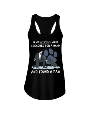 In my darkest hour I reached for a hand Ladies Flowy Tank thumbnail