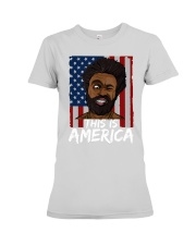 This is America Premium Fit Ladies Tee thumbnail