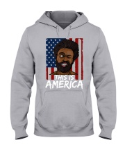 This is America Hooded Sweatshirt thumbnail