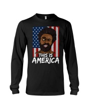 This is America Long Sleeve Tee thumbnail