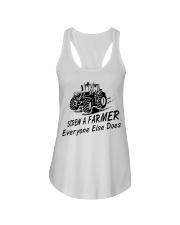 Screw a farmer everyone else does  Ladies Flowy Tank thumbnail