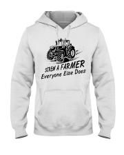 Screw a farmer everyone else does  Hooded Sweatshirt thumbnail