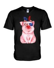 Buy it or lose it forever V-Neck T-Shirt thumbnail