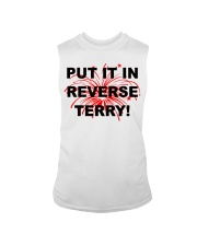 Put it in reverse Terry Sleeveless Tee thumbnail