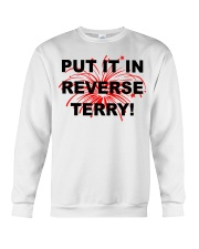 Put it in reverse Terry Crewneck Sweatshirt tile