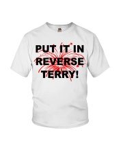 Put it in reverse Terry Youth T-Shirt tile