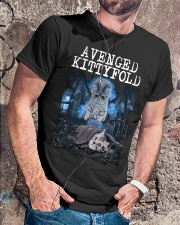 Avenged Kittyfold Classic T-Shirt lifestyle-mens-crewneck-front-4