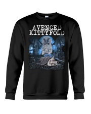 Avenged Kittyfold Crewneck Sweatshirt thumbnail
