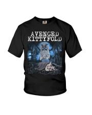 Avenged Kittyfold Youth T-Shirt thumbnail