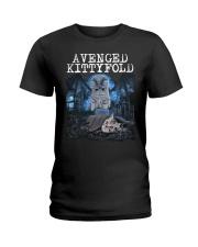 Avenged Kittyfold Ladies T-Shirt thumbnail