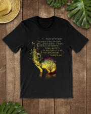 Blessed are the gypsies the makers of music  Classic T-Shirt lifestyle-mens-crewneck-front-18