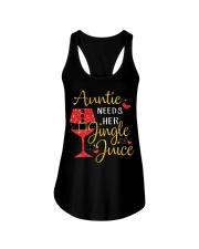 Auntie needs her jingle juice glitter Christmas  Ladies Flowy Tank thumbnail