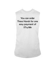 You can order these hands for one easy payment Sleeveless Tee thumbnail