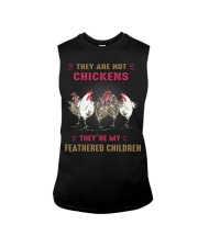 They are not chickens they're my feathered  Sleeveless Tee thumbnail