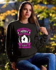 God knew I needed a best friend so god gave me Crewneck Sweatshirt lifestyle-unisex-sweatshirt-front-6