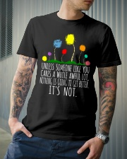 Unless someone like you cares a whole awful lot Classic T-Shirt lifestyle-mens-crewneck-front-6