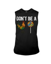 Rooster Don't be a cock Sucker  Sleeveless Tee thumbnail