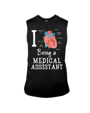 I being a medical assistant  Sleeveless Tee thumbnail