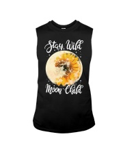 Sunflower stay wild moon child Sleeveless Tee thumbnail