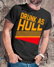 Drunk as hull Classic T-Shirt lifestyle-mens-crewneck-front-4
