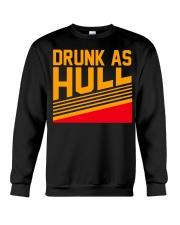 Drunk as hull Crewneck Sweatshirt thumbnail