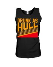 Drunk as hull Unisex Tank thumbnail