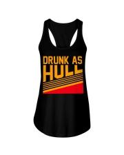 Drunk as hull Ladies Flowy Tank thumbnail