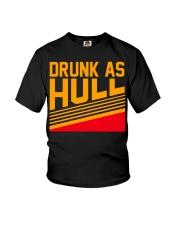 Drunk as hull Youth T-Shirt thumbnail