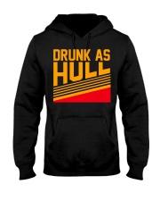Drunk as hull Hooded Sweatshirt thumbnail