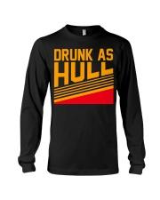 Drunk as hull Long Sleeve Tee thumbnail