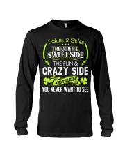 I have 3 slides the quiet and sweet side Long Sleeve Tee thumbnail