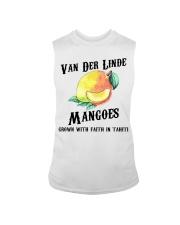 Van der linde mangoes grown with faith in tahiti  Sleeveless Tee thumbnail