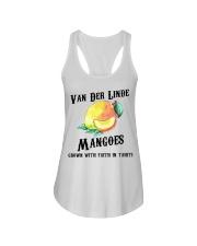 Van der linde mangoes grown with faith in tahiti  Ladies Flowy Tank thumbnail