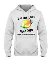 Van der linde mangoes grown with faith in tahiti  Hooded Sweatshirt thumbnail