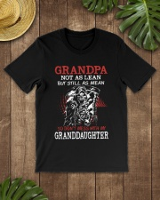 Grandpa not as lean but still as mean so don't mes Classic T-Shirt lifestyle-mens-crewneck-front-18