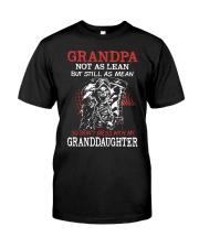 Grandpa not as lean but still as mean so don't mes Premium Fit Mens Tee thumbnail