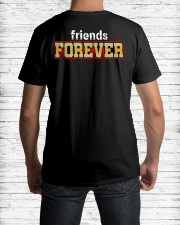 Boss hug connection friends forever Classic T-Shirt lifestyle-mens-crewneck-back-1