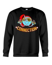 Boss hug connection friends forever Crewneck Sweatshirt thumbnail
