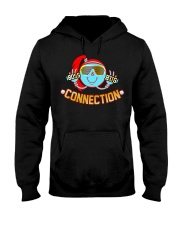 Boss hug connection friends forever Hooded Sweatshirt thumbnail
