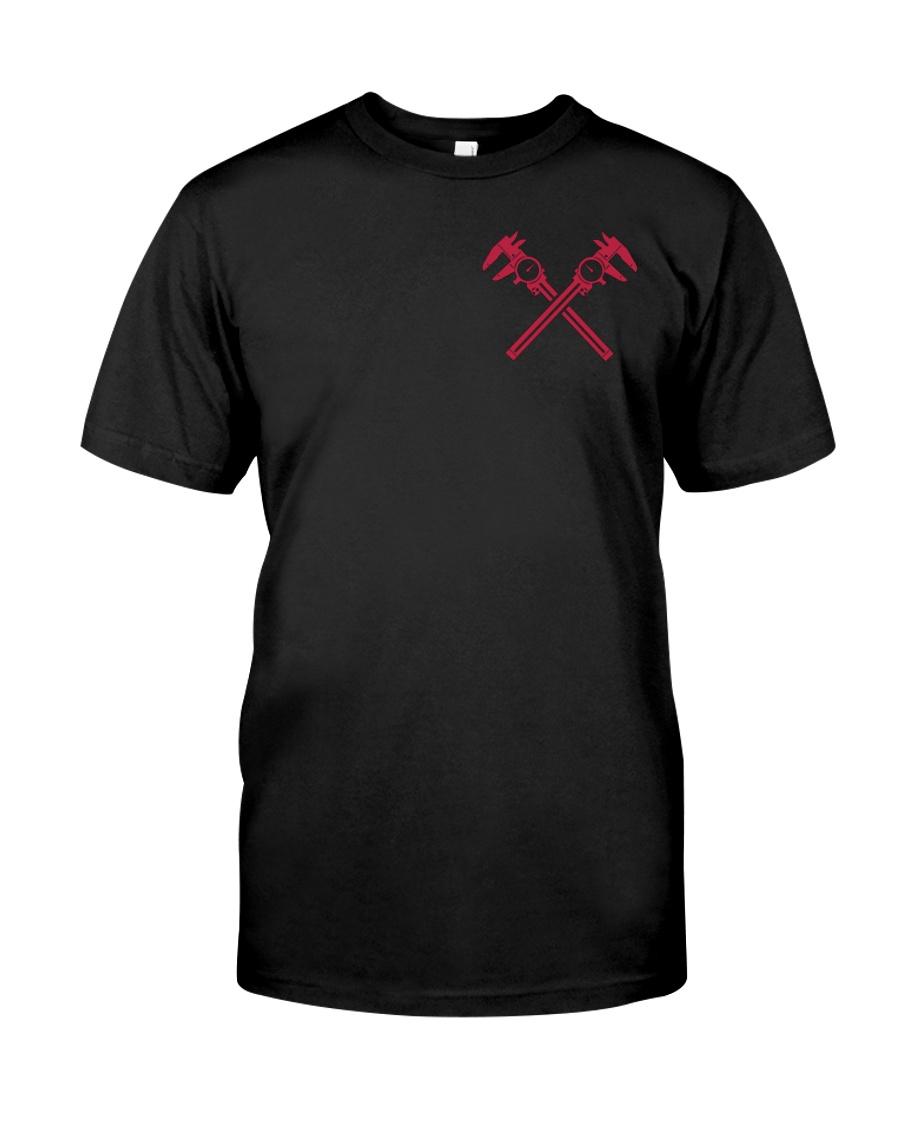 Machinist Flag  Classic T-Shirt