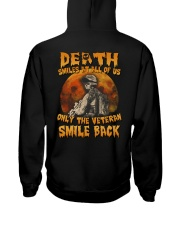 Halloween death smiles at all of us only  Hooded Sweatshirt thumbnail
