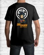 Sig sauer when it count Classic T-Shirt lifestyle-mens-crewneck-back-1
